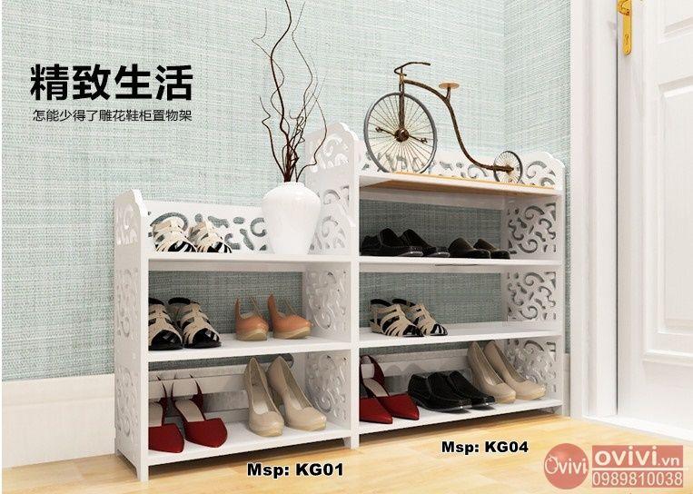 giá để giày dép đẹp