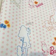 Giấy dán tường cho bé, giấy dán tường trẻ em